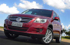 VW Tiguan chega recheado de tecnologia e com preço de SUV de luxo