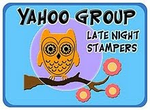 I'm a member of Late Night Stampers