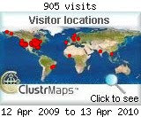 Visitor Locations Archive