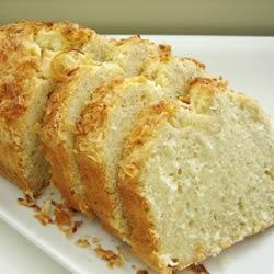 EasyBakes: Coconut Cream Pound Cake