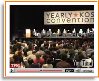 TPMtv: YearlyKos Presidential candidate forum