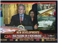 Bush's Fuzzy Math on Iraq