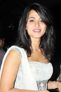 Anushka Hot Photos from Vedam Audio Release