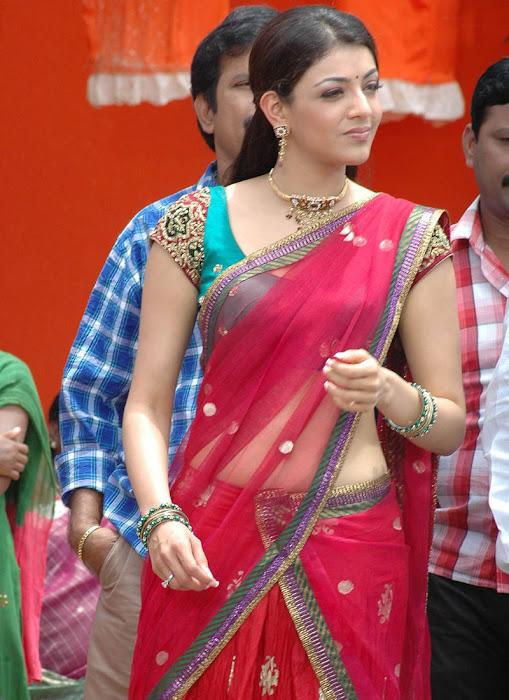 kajal agarwal in brindaavanam new hot photoshoot