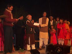 Mudra Rakshss with theatre group of SRSP okahara