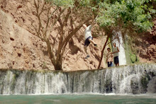 Supai - Mooney rope Swing