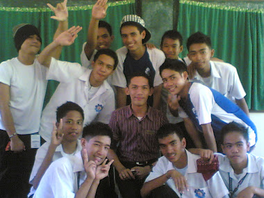 with my  IV-Hades male students