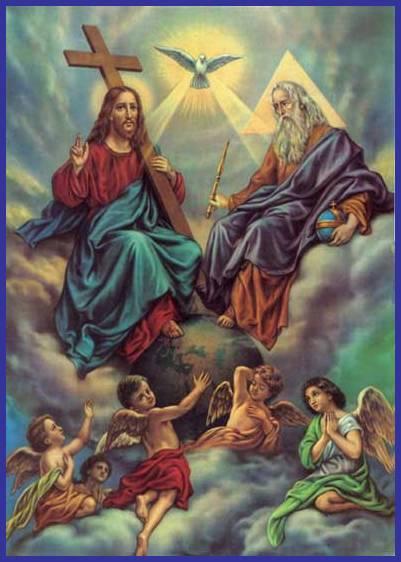 El santo de hoy...Maria Carmela Viel Ferrando, Beata Santisima+trinidad