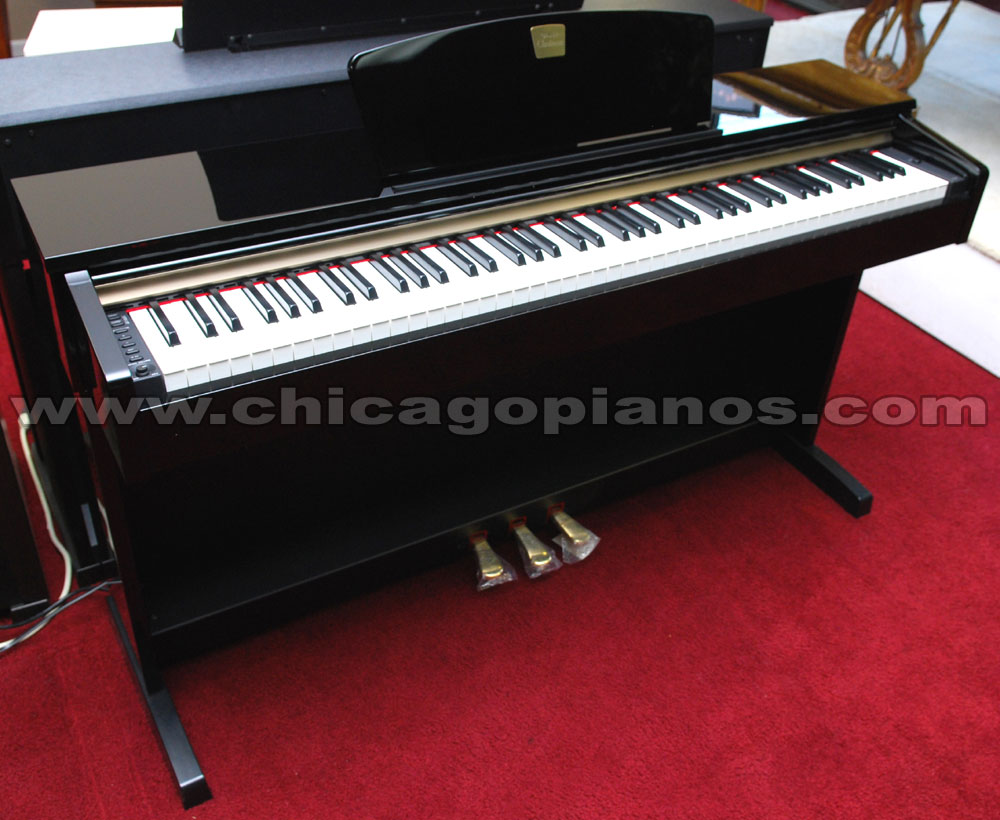 sweet calla yamaha clavinova piano clp 320. Black Bedroom Furniture Sets. Home Design Ideas