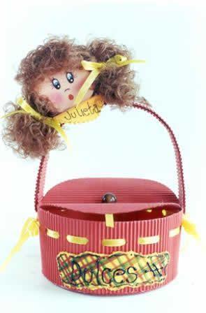 caixa de doces