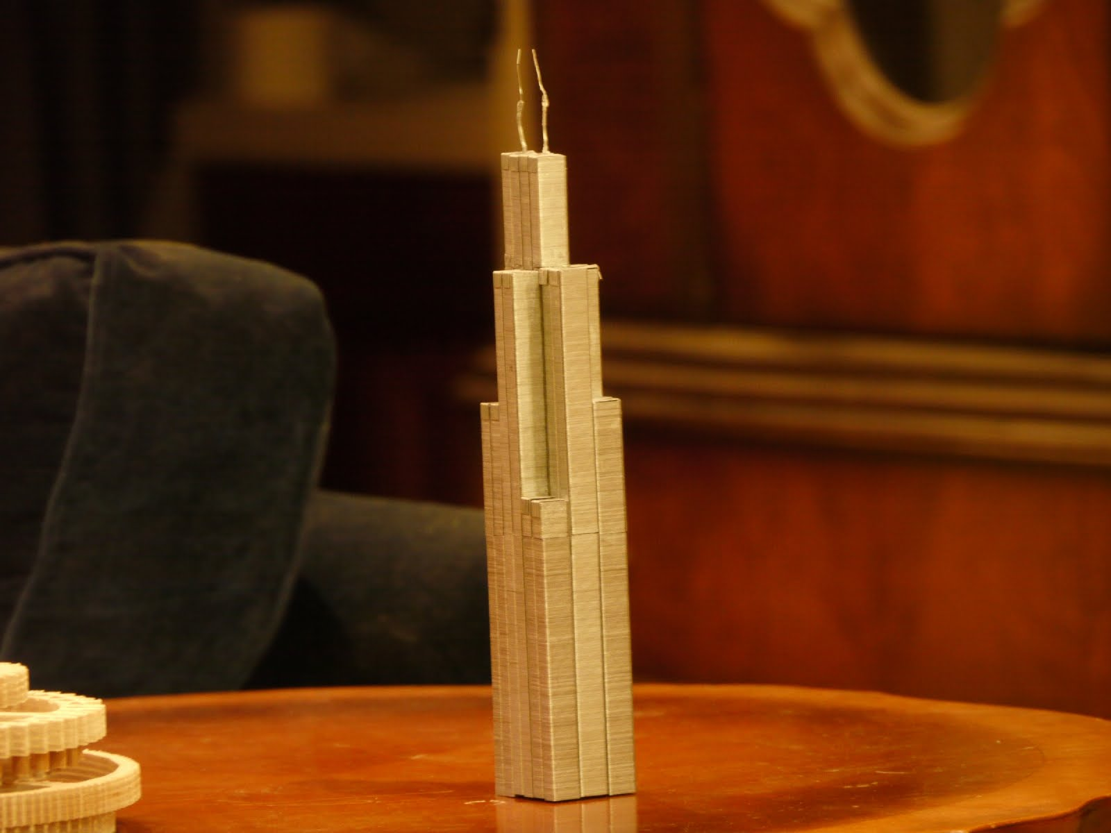 An Ocean Of Knowledge An Inch Deep Staple Sears Tower