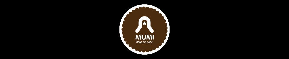 mumi | diseño | ideas de papel