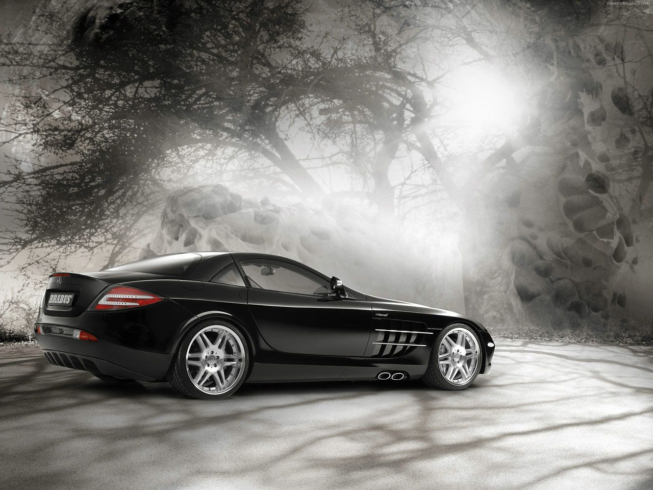 Mercedes-Benz cars SLR McLaren