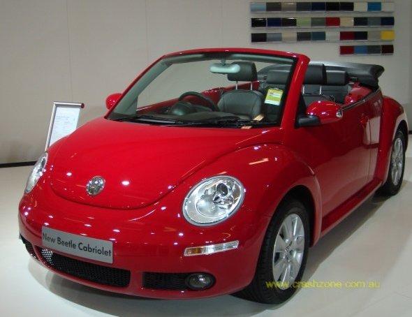 vw beetle convertible cream. Auto Car | Volkswagen Beetle