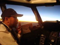 Capt. Pilot Zahirudin-Sudah Mulai menggunakan 6th Sense ScM kalau cuaca buruk