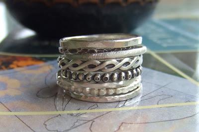 Ultimate Stacker Ring Set