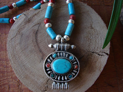 Lhasa Mens Necklace