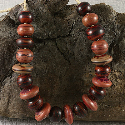 Petrified Desert Accent Beads