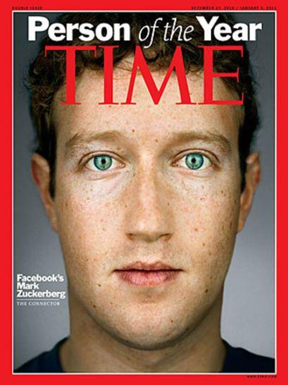 [MAGAZINE COVER] Mark Zuckerberg (TIME). CaesarBrutus Wednesday, 15 December