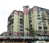 Homestay HS207 -  RM270 Apartment Batas Baru