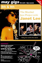 Janet Lee @ Bangkok Jazz this May