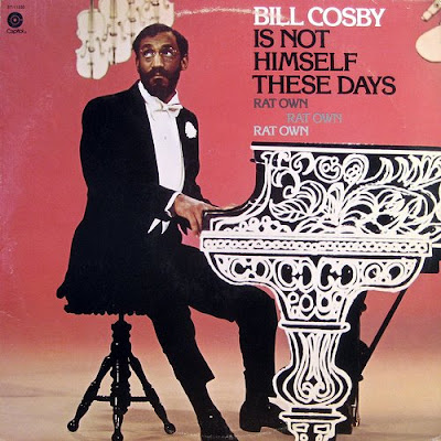 BILL COSBY - IS NOT HIMSELF THESE DAYS