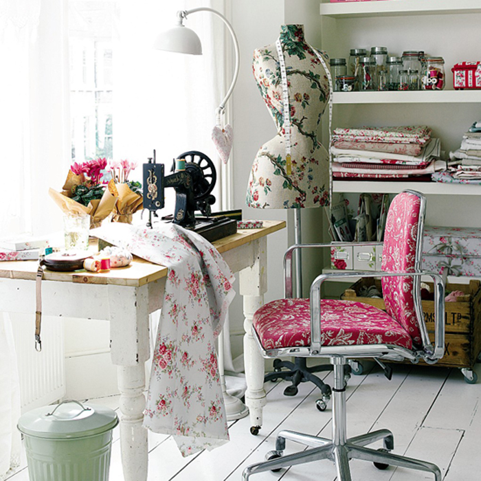 deco de miel: Designing a fun and ideal home office space for ...
