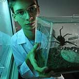 O descobridor do novo antibiótico