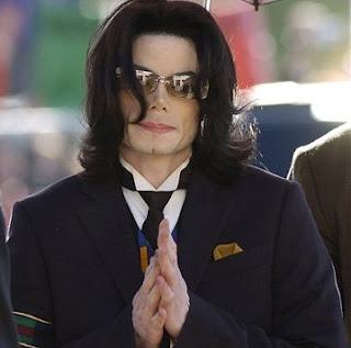Branqueamento da pele de Michael Jackson