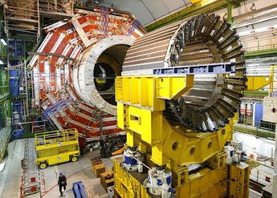 LHC no CERN
