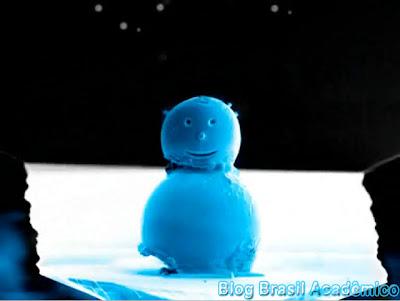 Nano Boneco de Neve