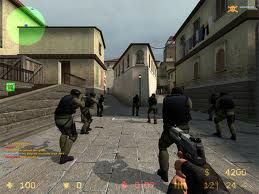 Counter Strike modificado para avatares parecerem com membros do BOPE