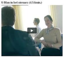Trainingsbedrijf U-Man in het nieuws