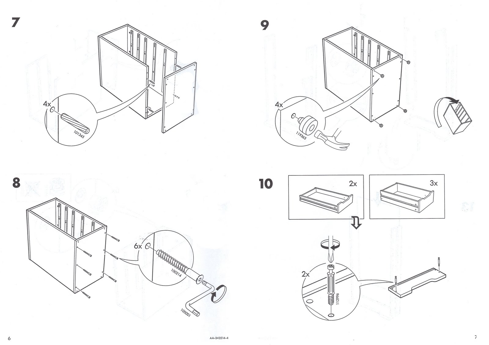 Ikea on pinterest for Ikea assembly instructions help