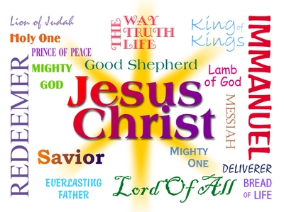 Name Of Jesus Clipart