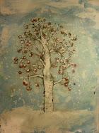 Lumiomenapuu