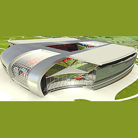 New Anfield Stadium