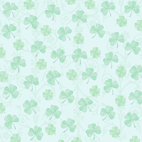 St.Patrick's Day scrapbook paper