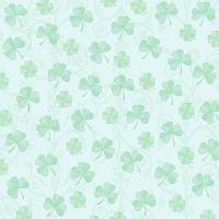 St.Patrick's Day scrapbook paper