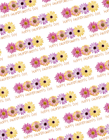 free Grandparents Day scrapbook paper