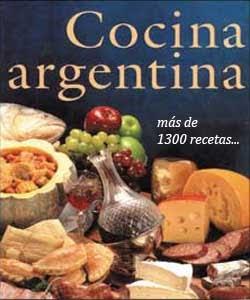 Cocina argentina en pdf
