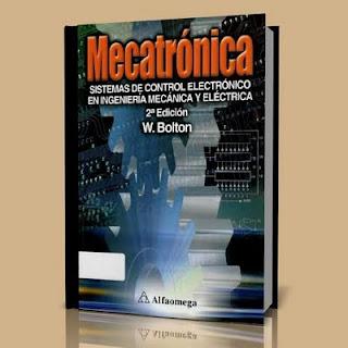 Mecatronica   Sistemas de control electronico (Libro)
