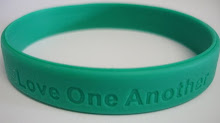 Love One Another Wristbands