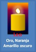 Velas Leo