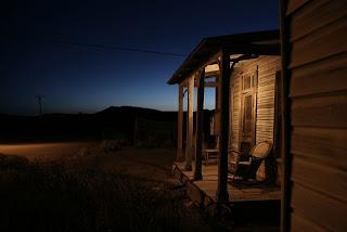 desert porch - Michael Dressel