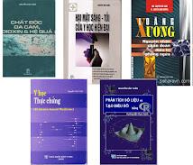 vài cuốn sách của tôi