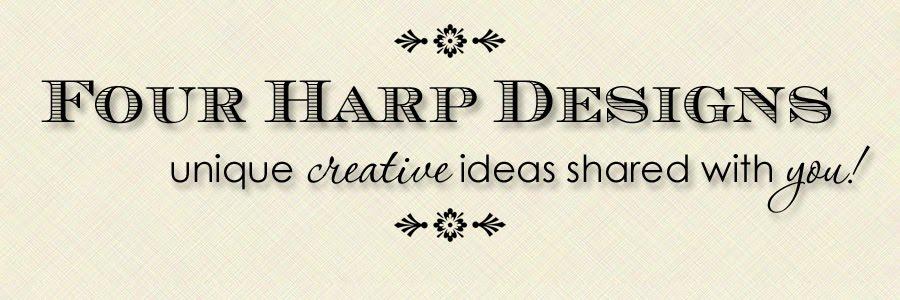 Four Harp Designs