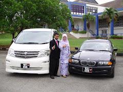 Bersama Isteri, CDM Fazilah