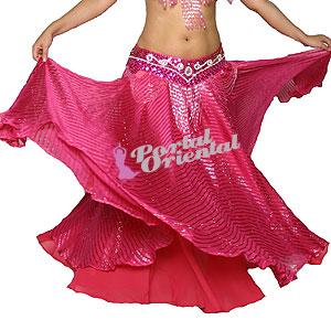 vestuario del danza una importante La vientre parte de es del la falda 6nnqBY