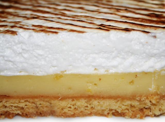 La cuisine de bernard tarte au citron meringu e - Recette tarte au citron sans meringue ...